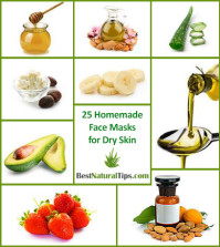 25 Homemade Face Masks for Dry Skin