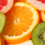 Citrus fruit can help you get rid of bad breath