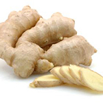 Ginger can help you get rid of bad breath